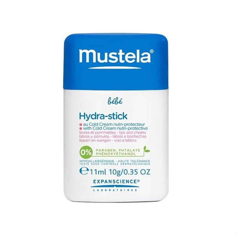 Mustela Ps Stick Voedend Cold Cream 9,2g