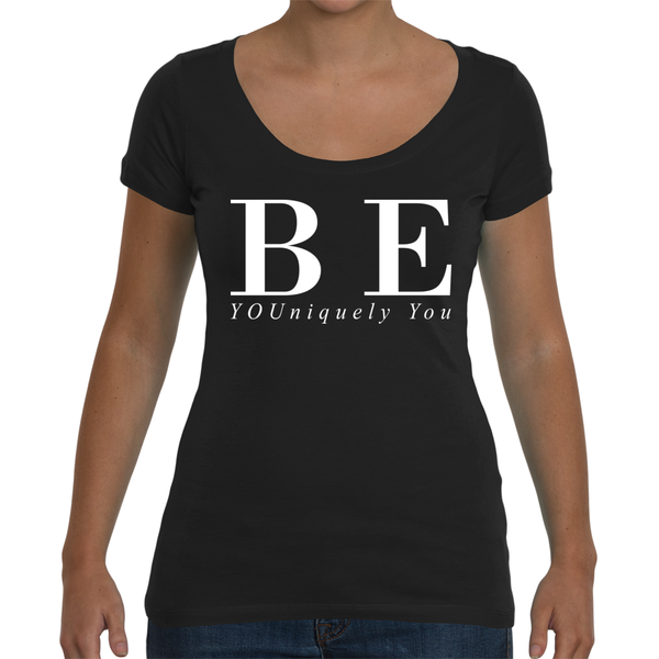 Be YOUniquely You Signature Tee | BYY Curvy Collection