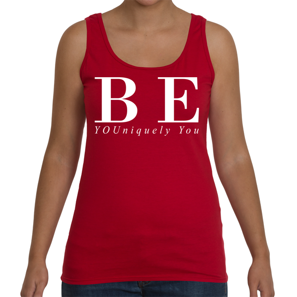 Be YOUniquely You Tank Top | Curvy Collection