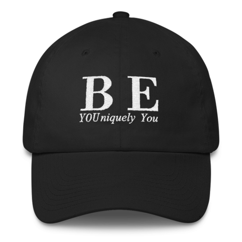 Be YOUniquely You Embroidered Hat