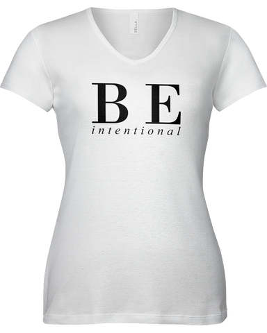 Be Intentional | Sporty V-Neck