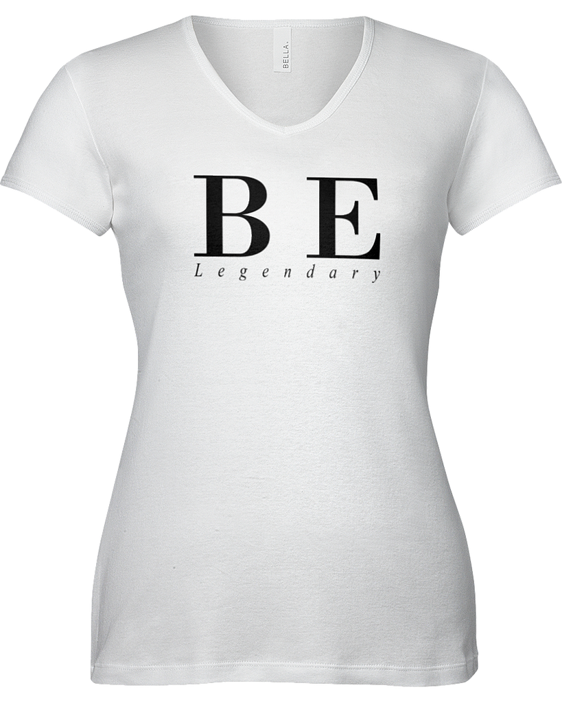 Be Legendary | Sporty V-Neck