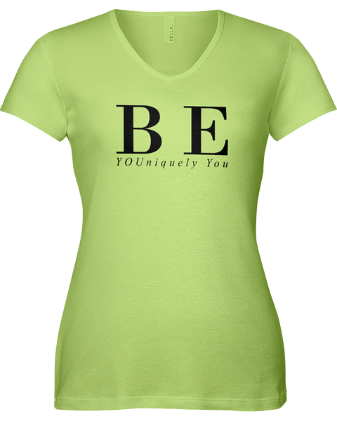 Be YOUniquely You | Sporty V-Neck