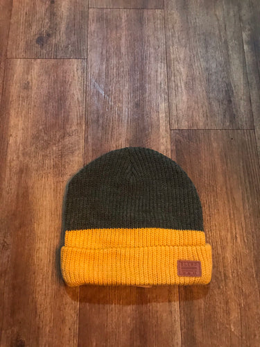 Blend Woolly Hat Yellow