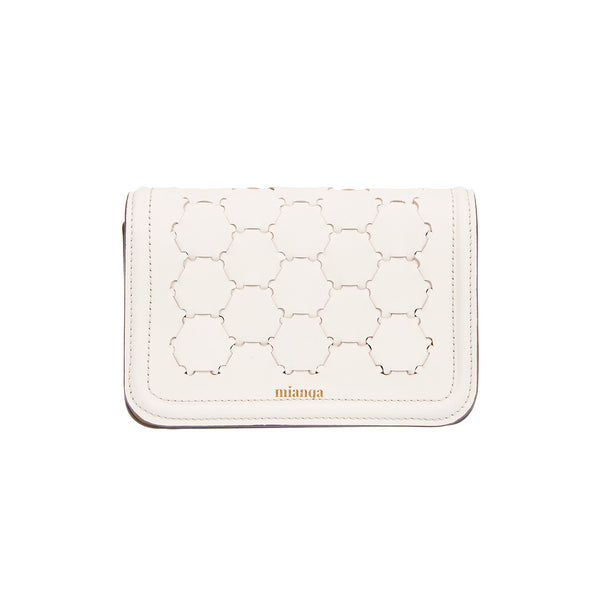 S E M I H A | Belt Bag White