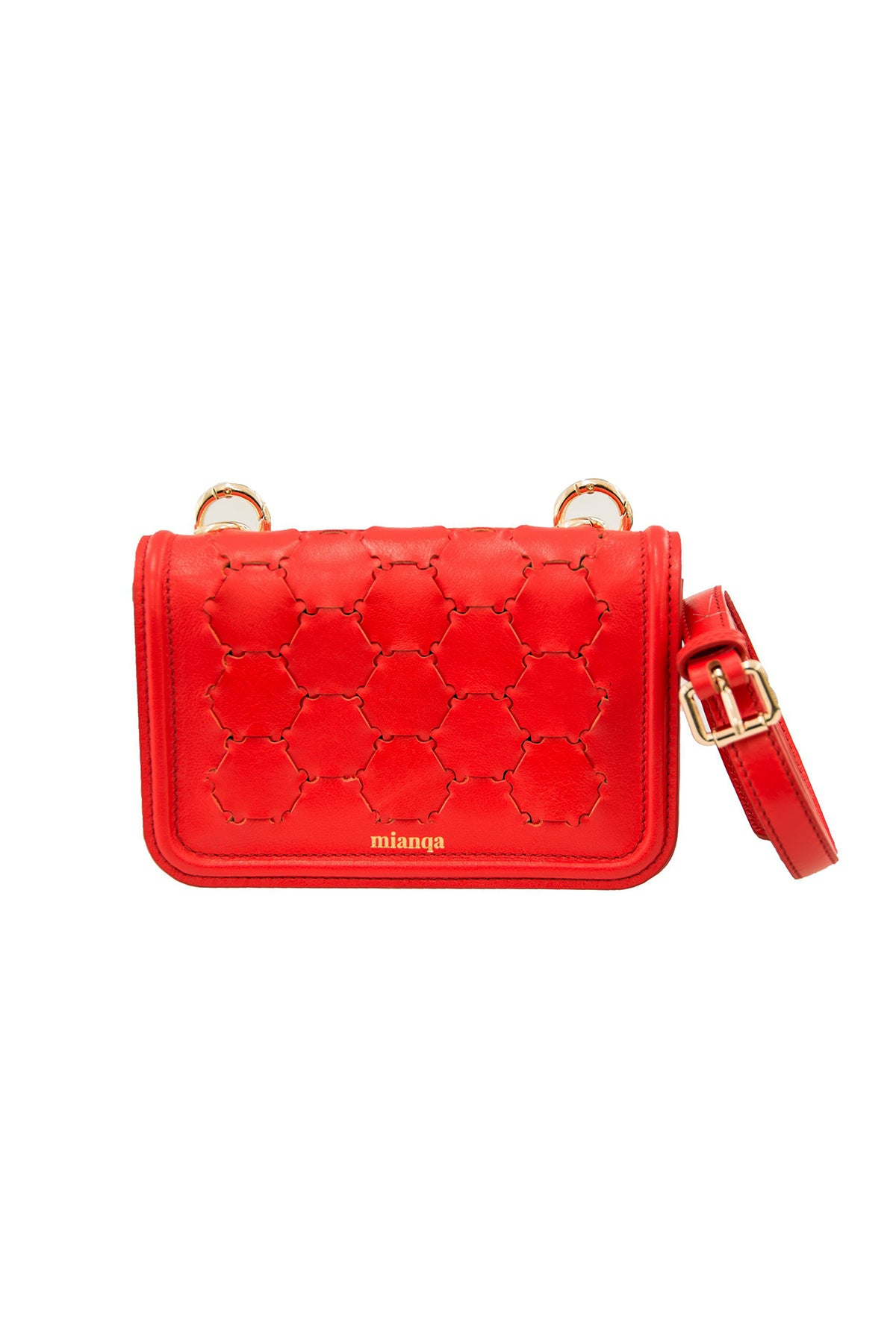S E M I H A | Belt Bag Red
