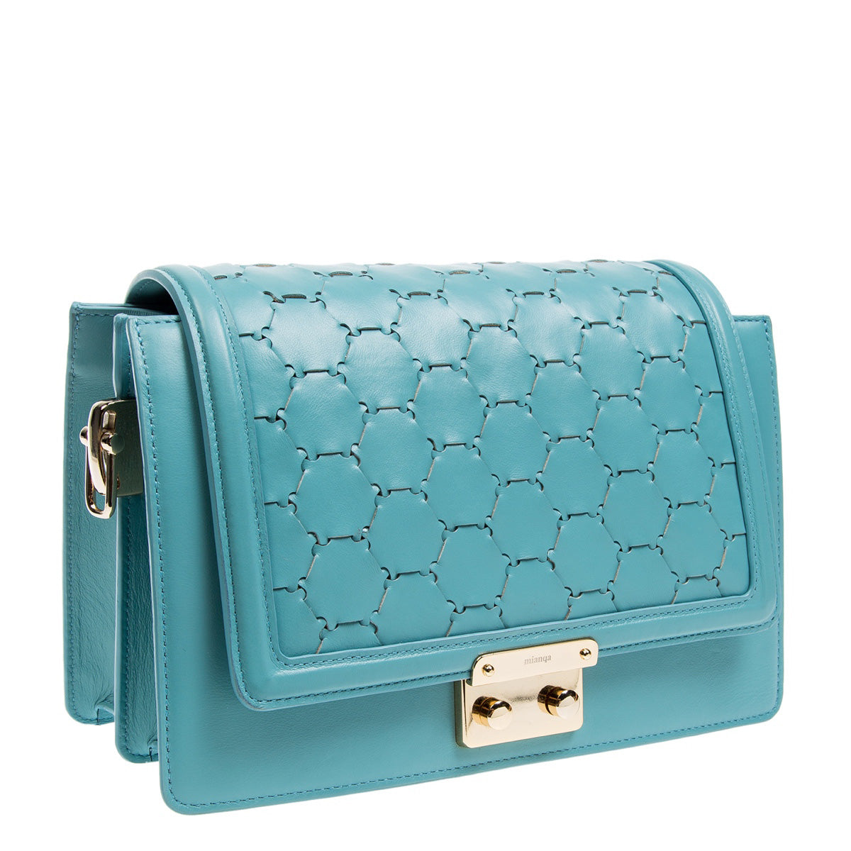 Crossbody Shoulder Bag | Blue