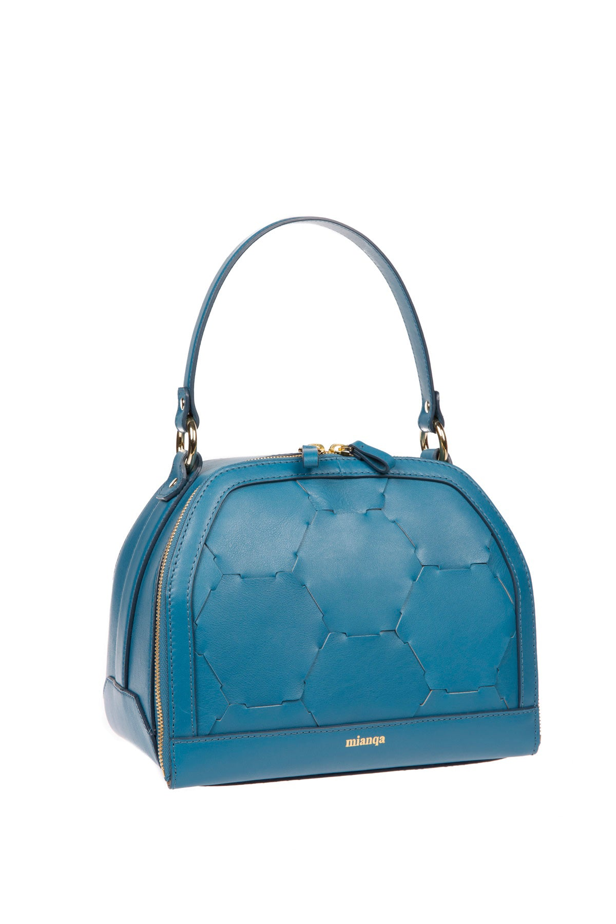 F A T M A | Demi Bag Blue