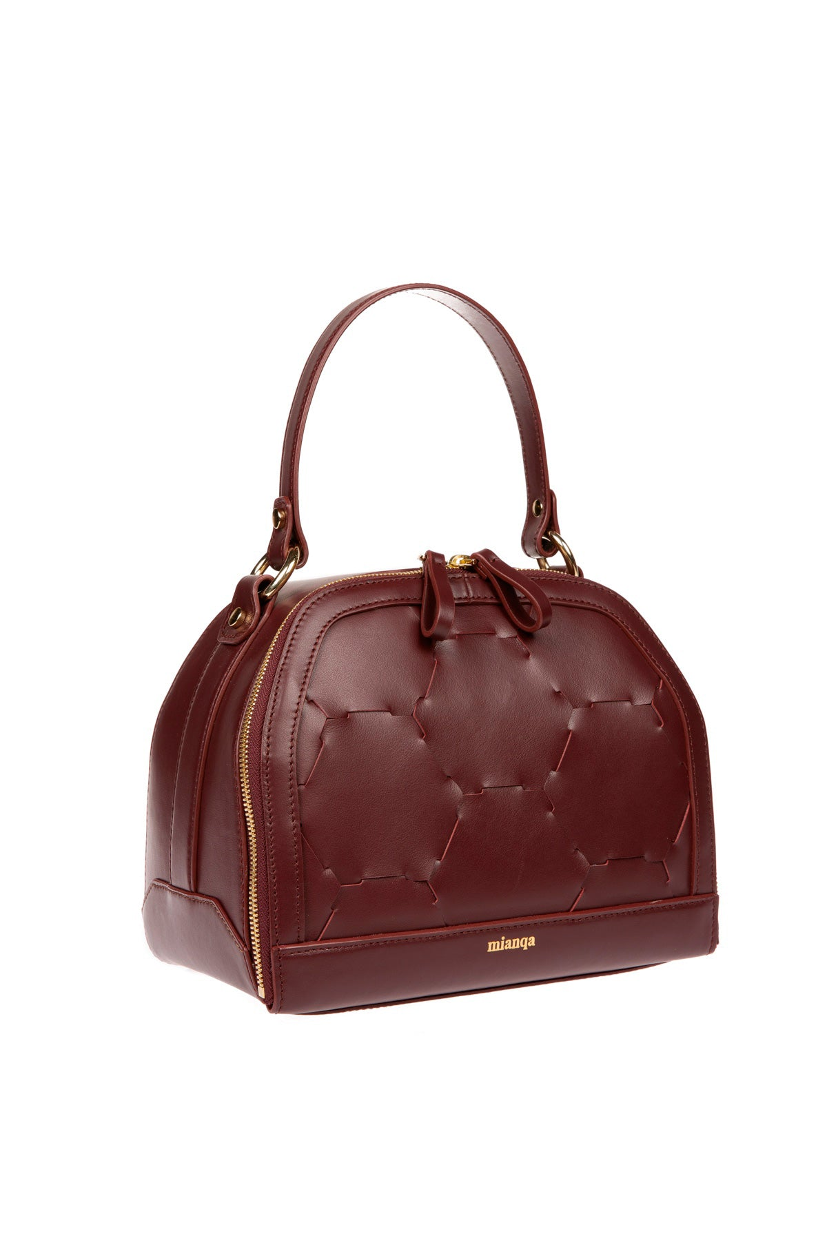 F A T M A | Demi Bag Bordeaux