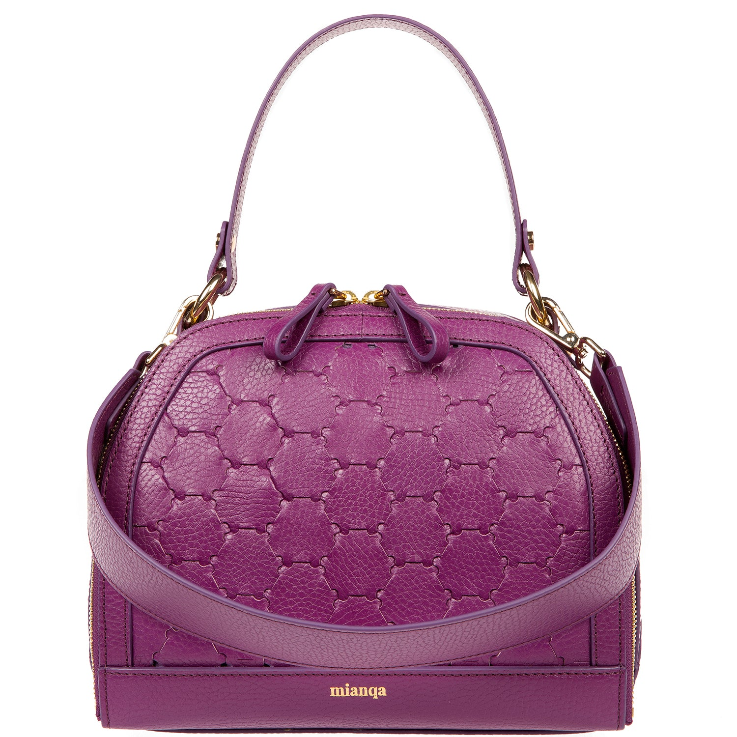 F A T M A | Demi Bag Purple