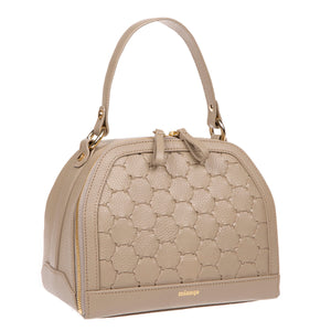 F A T M A | Demi Bag Taupe