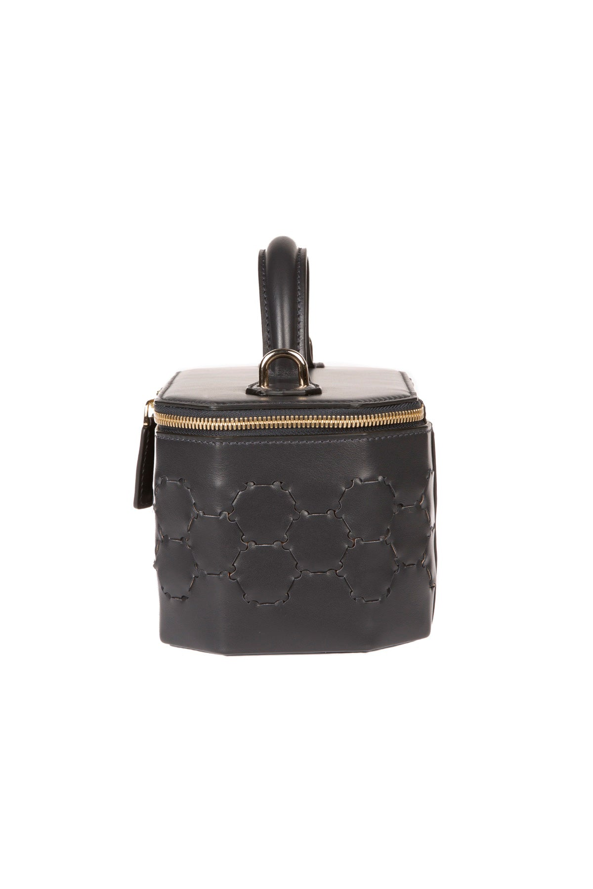 S A F I Y E | Jewellery Bag Anthracite