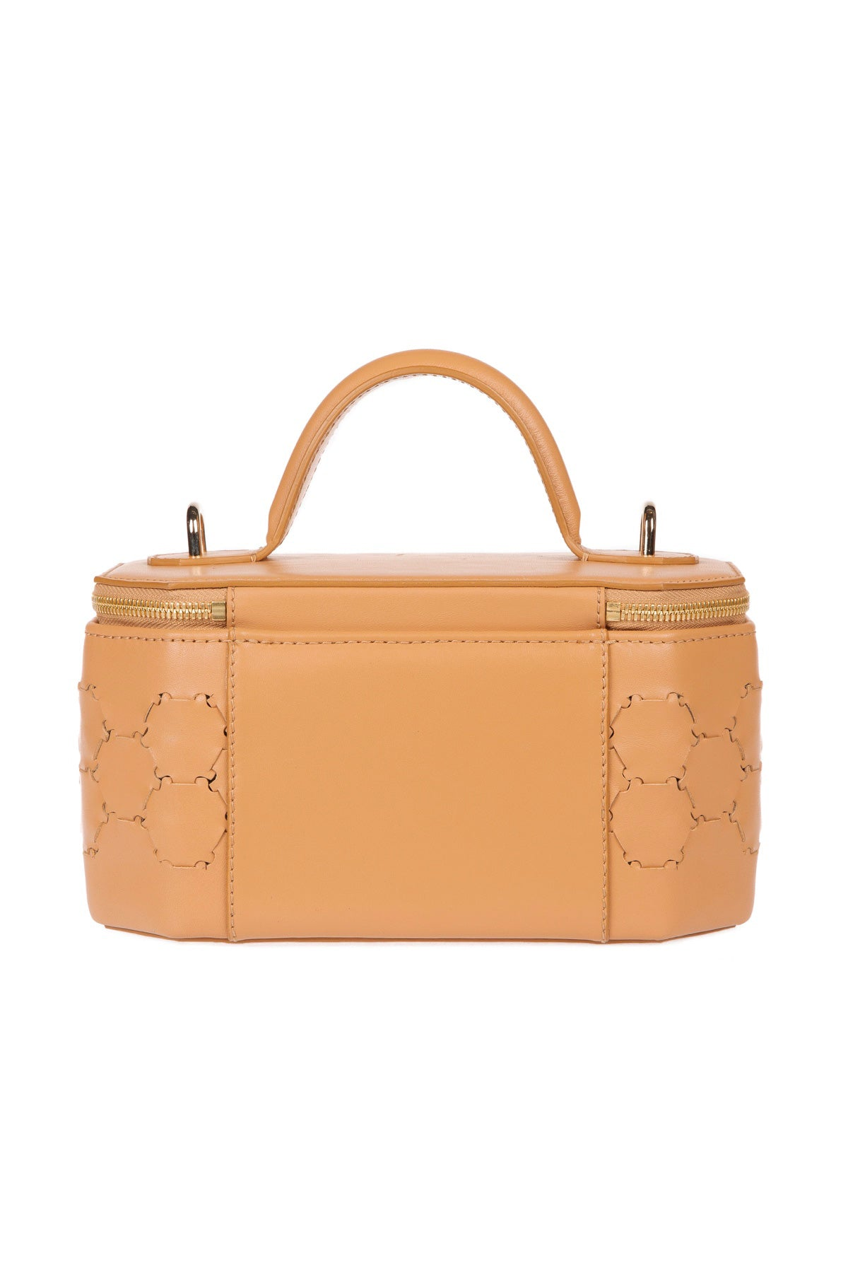 S A F I Y E | Jewellery Bag Camel