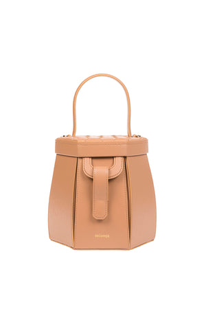 E L I F | Hexagon Bag Camel