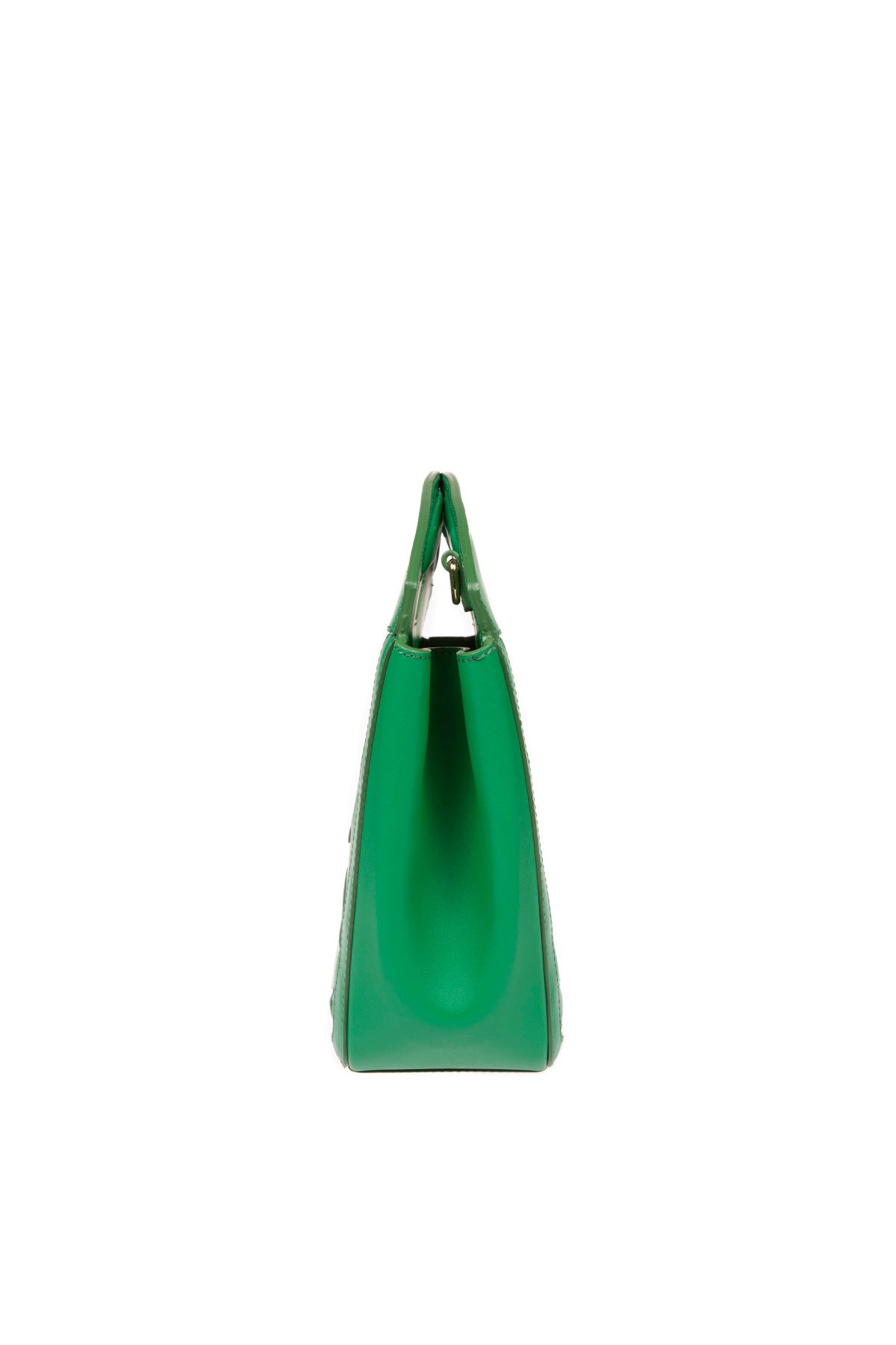 A F I F E | Leather Tote Bag Green