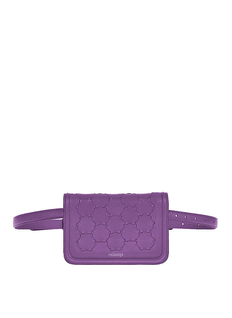 S E M I H A | Belt Bag Purple