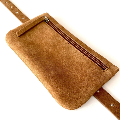 Tan Belt Bag