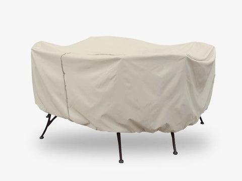 "Patio Furniture Cover - 48"" Round Table & Chairs (84""Dia. x 36""H)"