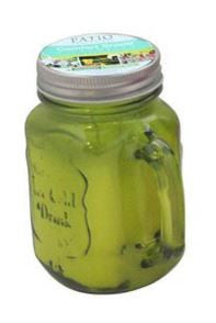 Citronella Mason Jar Candle