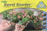Jiffy Seed Starting Indoor Greenhouse - 50 Pack Tray