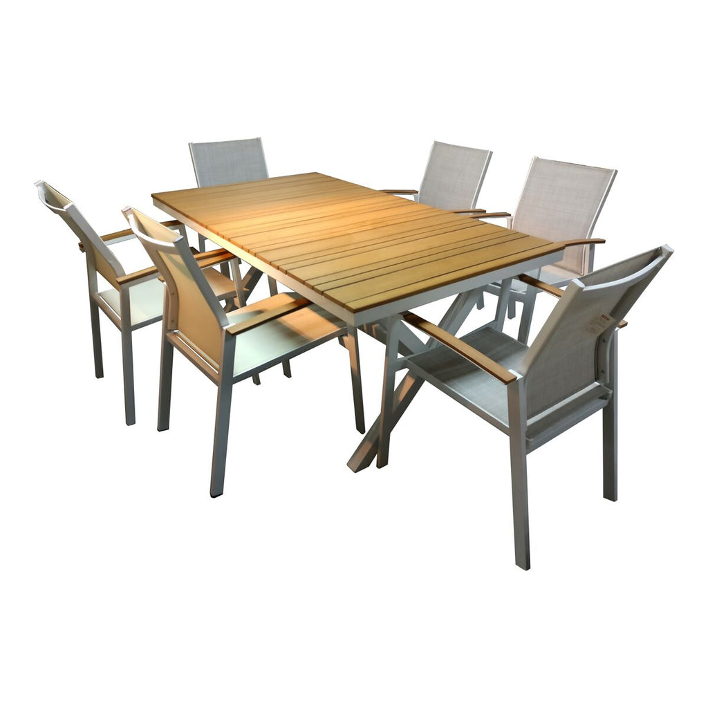 Lohme 7-Piece Dining Set
