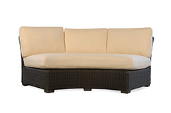 Lloyd Flanders Mesa Curved Sectional Deep Seating Set