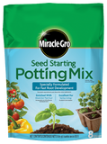 Miracle-Gro Seed Starting Potting Mix - 8 QT Bag