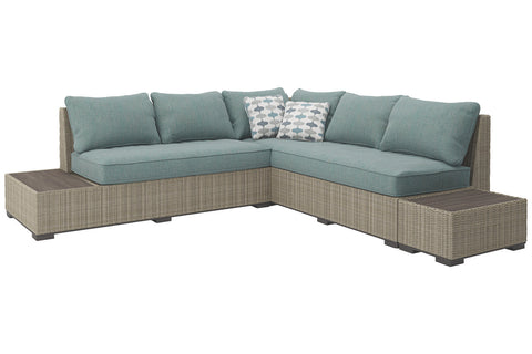 4-Piece Outdoor Sectional Set
