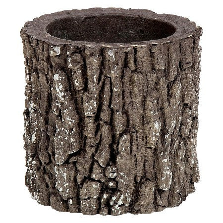 Oak Tree Stump Planter - Vertical