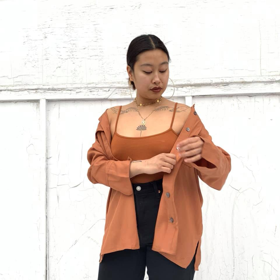 SUWAIDA Long Sleeve Shirt