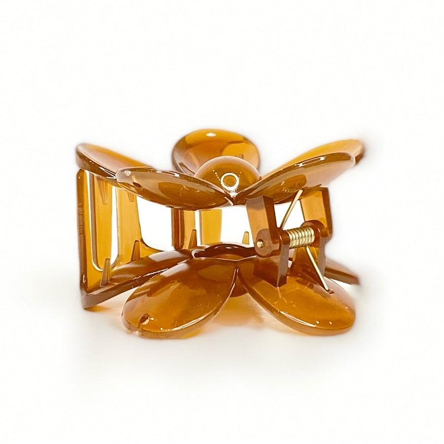 Filigree Rose Earrings