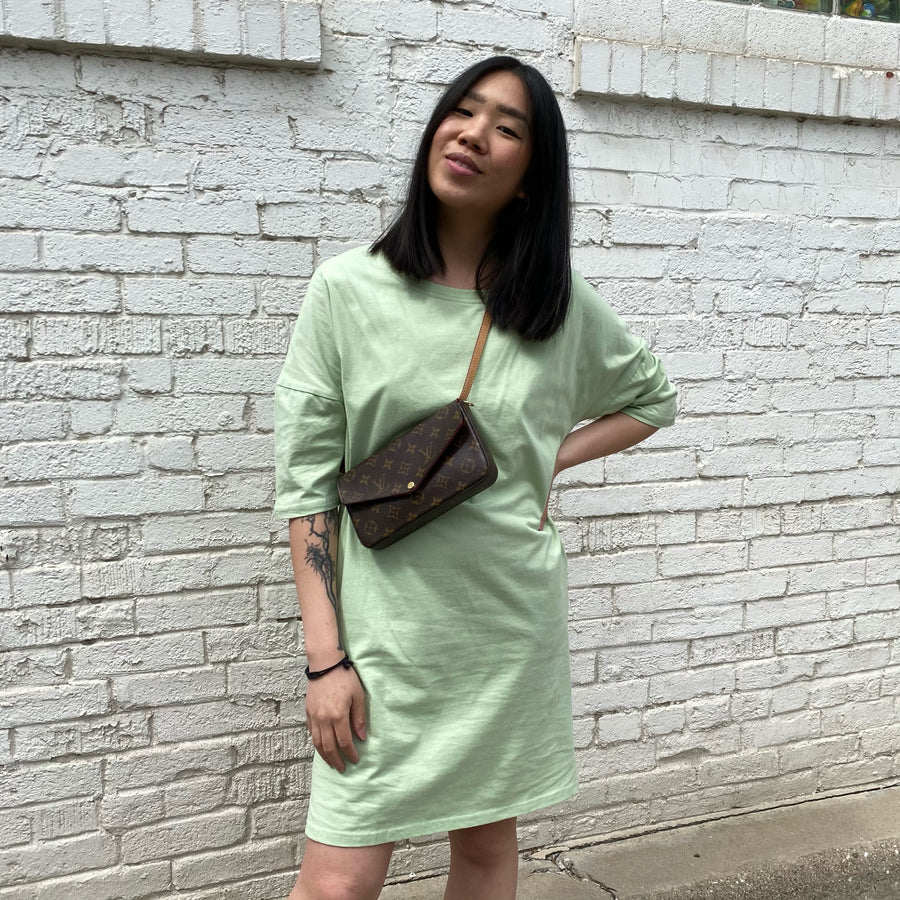 BECCA T-Shirt Dress
