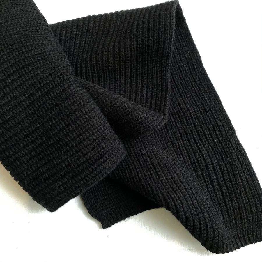 JIMMY Ribbed Scarf