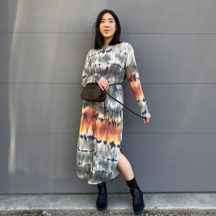 ABELLA Tie Dye Dress