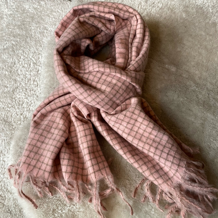 PINKYSQUARE Oversized Scarf
