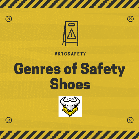 Genres Of Safety Shoes