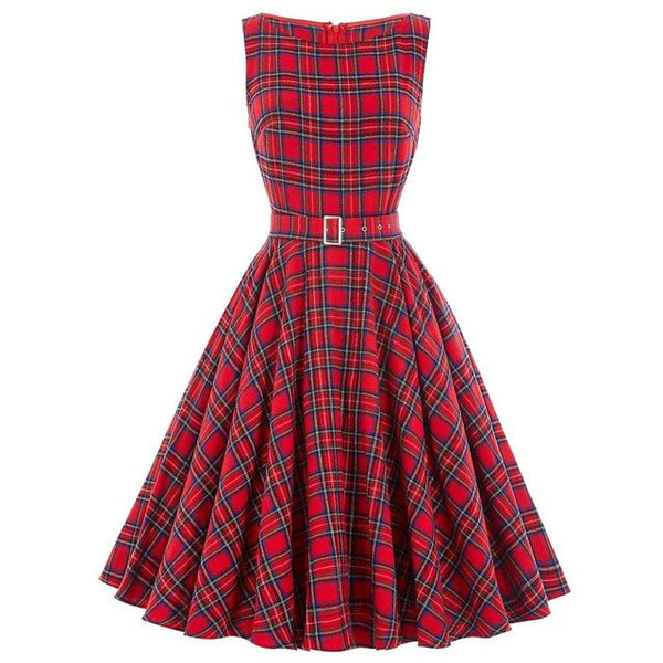 "Women Fashion Belle Poque Jurken Ladies Dress Black Red ""+Shiriza.com + Spring + Summer""  Audrey Hepburn 50s 60s Vintage Dresses Vestidos Plus Size Rockabilly Party Dress"