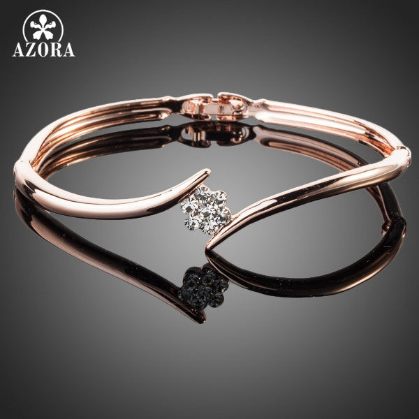 product gold shape design women hollow heart with steel trendy plated unique bracelet vintage bangle golden stainless for bangles