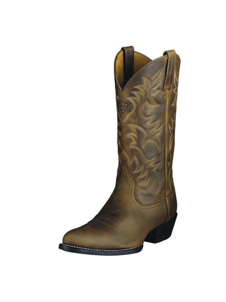 Ariat Men's Heritage Western Round Toe Boots
