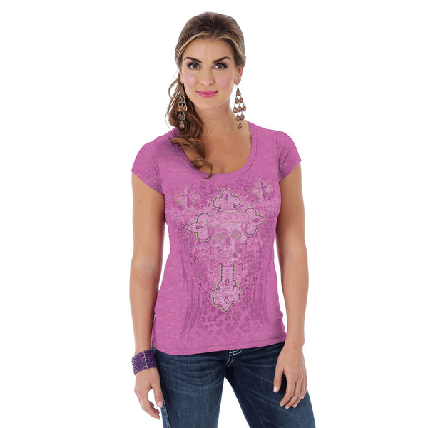 Wrangler Women's Rock 47 T-Shirt