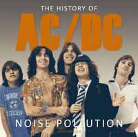 NOISE POLLUTION  by AC/DC  Compact Disc  1147272