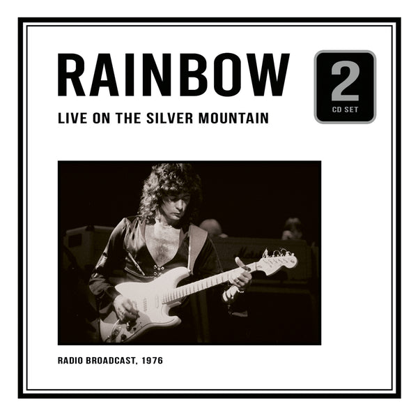 LIVE ON THE SILVER MOUNTAIN (2CD) by RAINBOW Compact Disc Double  1148262