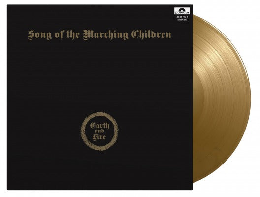 SONG OF THE MARCHING CHILDREN (COLOURED) by EARTH AND FIRE Vinyl LP  MOVLP1288C