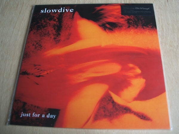 Slowdive ‎– Just For A Day  Vinyl LP Album  Reissue  180 Gram