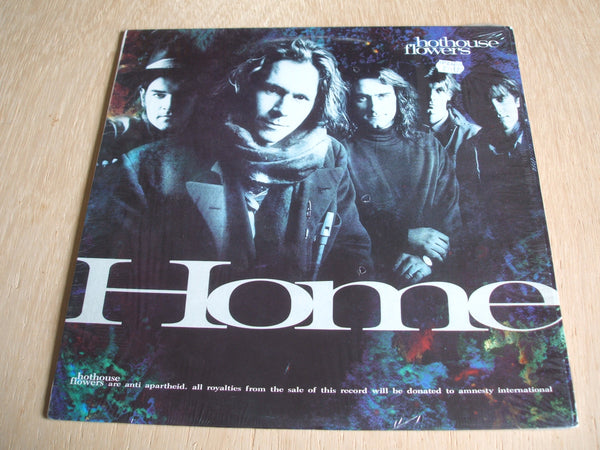 Hothouse Flowers ‎– Home south african press vinyl lp