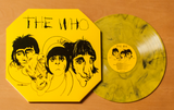 "the who italian 7"" discography ltd coloured vinyl lp in shaped sleeve"