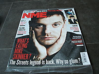 new musical express nme 2th october 2012  the streets