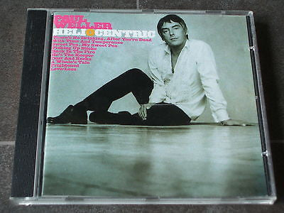 paul weller heliocentric  10  original 2000 uk 14 track compact disc
