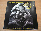 "ugly noize incorporated nitro injected thrash pop 1990 uk 12"" vinyl ep"