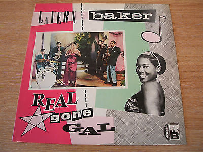 lavern baker real gone gal 1984 uk charly  label vinyl  lp   blues jazz soul